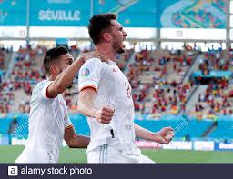 Calcio Calcio - Euro 2020 - Gruppo e - Slovacchia v Spagna - la Cartuja  Stadium, Siviglia, Spagna - 23 Giugno