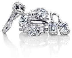 tacori ring group of rings