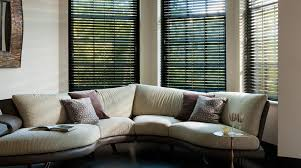 lounge blinds make it cosy