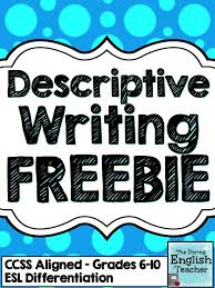 a descriptive writing activities pinteres  descriptive essay writing examples for college students