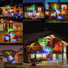 halloween outdoor lighting. Halloween Laser Projector Lights Show Led Landscape Super Bright Spotlight Waterproof Rotating Outdoor And Indoor Decoration Holiday Is As Low Lighting