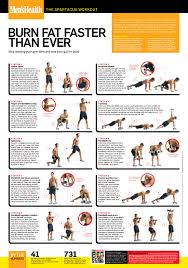 Dumbbell Workout Health And Fitness Training