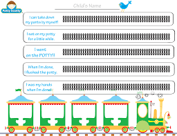 potty training in one day middot potty training charts train potty chart