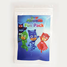pj masks goody bags for birthday parties