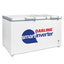 TỦ ĐÔNG DARLING DMF-7699WSI Đồng