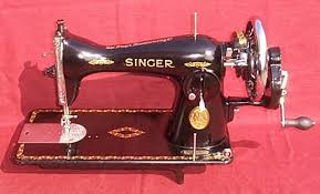 Hand Crank Sewing Machine Parts