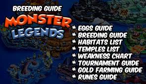 Breeding Guide Monster Legends 1 0 Free Download