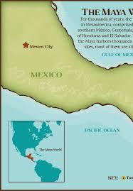 the maya world living maya time Mayan Cities Map Mayan Cities Map #37 mayan city map