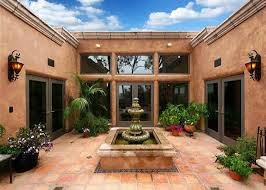Small Picture spanish style courtyards Google Search Ideas for the House