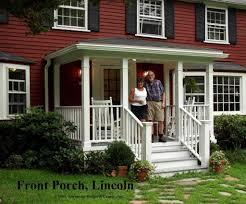 exterior colonial house design. House Plans Big Front Porch Home Deco With Porches Landscape For Exterior Colonial Design