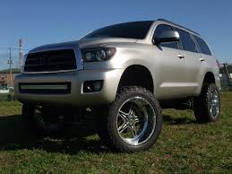 Toyota Sequoia 10-12 Inch 2008 -2017 Suspension Lift Kit