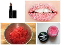 lip scrub image