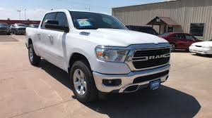 New 2019 Ram 1500 Crew Cab Bright White For Sale in Great Falls MT ...