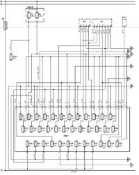 wiring diagrams cars T4 Fuse Box Diagram wiring diagram power distribution interior fuse volkswagen transporter 2 5tdi(04 ) c1 battery 31 battery 30 battery s6 combination switch ep2 earth vw transporter t4 fuse box diagram