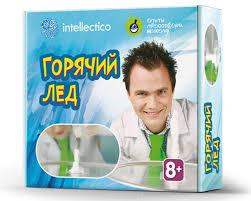 <b>Intellectico Набор</b> для опытов и <b>экспериментов</b> Горячий лед ...