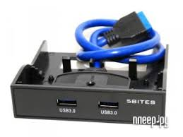 <b>Контроллер 5bites FP183P</b> Front Panel, код 4710871003029