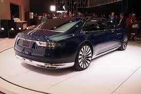 lincoln continental concept car 2015. new york 2015 lincoln continental concept live photos car
