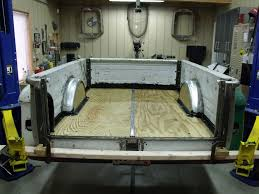 1964 C10 bed plywood plans | The H.A.M.B.