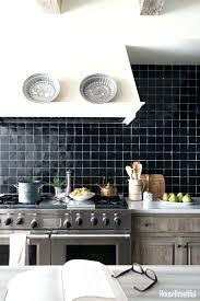black and white subway tile backsplash simple design for black and white  kitchen tile home full