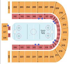 Syracuse Crunch Vs Rochester Americans Tickets Sat Feb 29