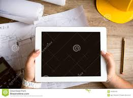 tablet architecture equipment stock photo image 45303423 tablet architecture equipment