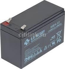 Купить Батарея для <b>ИБП</b> BB HR 9-12 в интернет-магазине ...