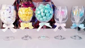 Baby Showers On A Budget How To Turn Dollar Tree Items Into Baby Shower Ideas Inexpensive