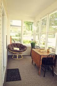 Vintage Small Sunroom Plan