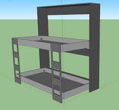 nifty a fulcrum on murphy bunk beds ikea free plans australia desk wall twin canada diy