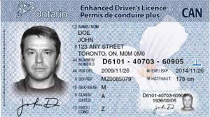 Generator Ontario Drivers Number License