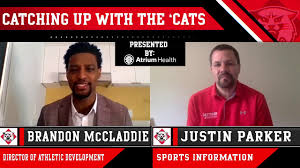 Catching Up With the 'Cats: Brandon McCladdie - YouTube