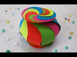 diy projects how to make cute twisted paper box easy diy crafts for kids