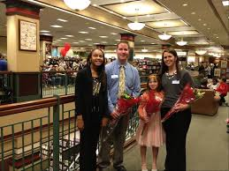 students noted for essays on favorite teachers two local students were d winners in barnes noble s my favorite teacher program