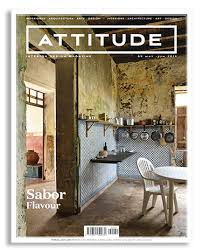 Attitude Interior Design Magazine Issue 76. Attitude ...
