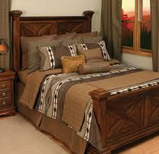 Charming Apache Western Bedding Set