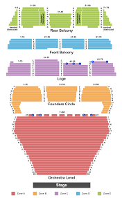 Dorothy Chandler Pavilion Seating Chart Los Angeles