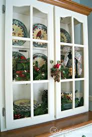 kitchen hutch decorating ideas for winter 3 little