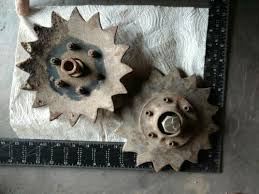 <b>Steampunk Vintage</b> Industrial Machine Metal Art <b>Antique</b> Aged Farm ...