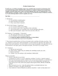Topics For Proposing A Solution Essay 10 Beautiful Ideas For Problem Solution Essay 2019