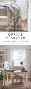 home office decor ideas. Check Out The Transformation Of This Gorgeous Home Office Decorated Decor Ideas G