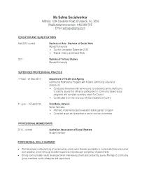 Social Work Resume Templates Free Best of Resume Examples Social Work Residential Care Assistant Resume Sample