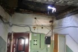 Астрахань Новости Астрахани и Астраханской области Обрушение в жилом доме Знаменска Астраханской области произошло из за воды
