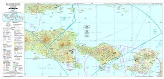 Sectional Aeronautical Chart Sectional Aeronautical Chart Sac 1 500 000 West Java Bali