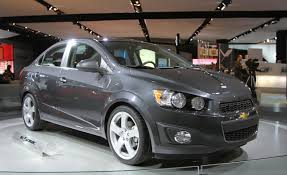 2012 Chevrolet Sonic | Video | Features | Car and Driver