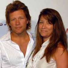 Jon bon jovi's wife, dorothea hurley attended sayreville war memorial high school, located in parlin, new jersey. Bon Jovi I M Scared Of My Wife Celebrity News Showbiz Tv Express Co Uk
