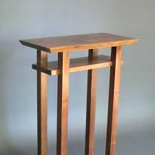 tall narrow side table tall side table awesome tall narrow side table modern wood coffee table