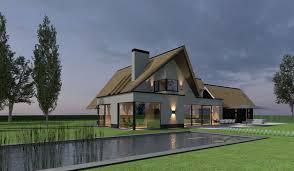 Modern Landelijke Woning Bredevoort Het Fundament Architectuur