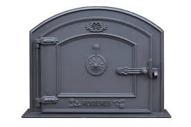 58 5 x 43 cm cast iron fire door clay bread oven doors pizza stove fireplace