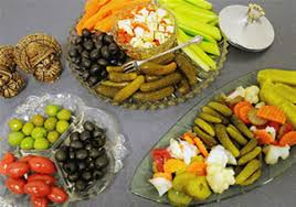 Decorative Relish Tray For Thanksgiving A tradition to relish Pickle trays add colorful snap to holiday 95
