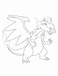 Pokemon Coloring Pages Charizard Awesome Mega Blaziken